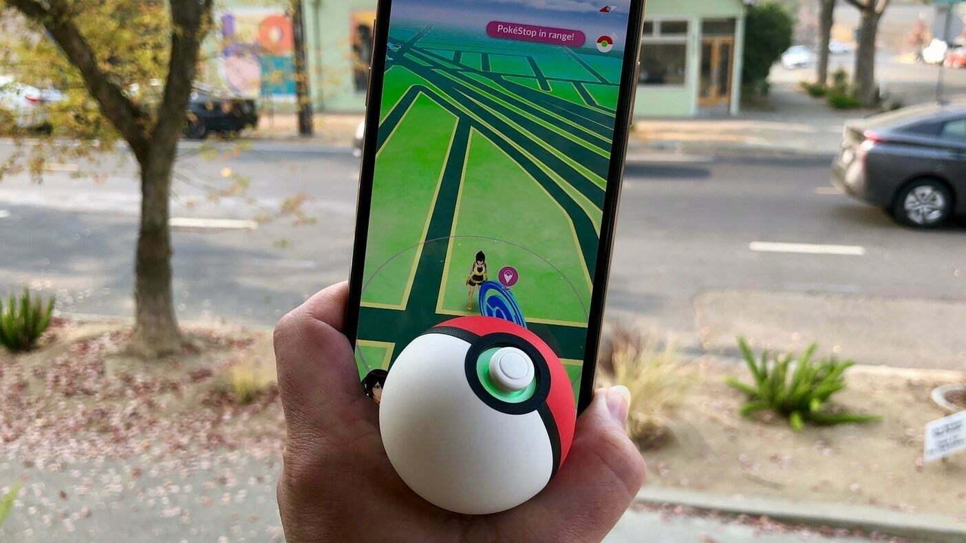 Bermain Pokémon GO Lagi